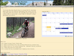 Rocky Mountain Bicycle Boys
