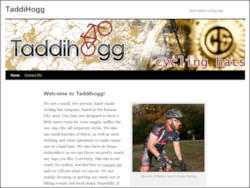 TaddiHogg Cycling Hats