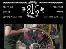 The 816 Bicycle Collective