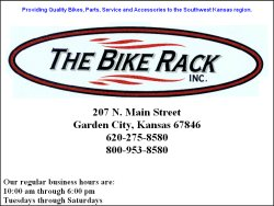 The Bike Rack, Inc.