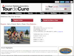 Tour de Cure: Oklahoma City