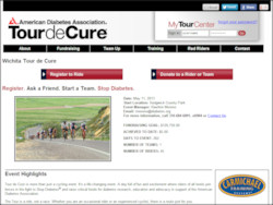 Tour de Cure: Wichita