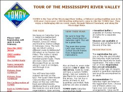 Tour of the Mississippi River Valley
