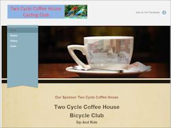 Two Cycle Coffee House Bicycle Club
