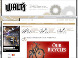 Walt's Bicycle Fitness and Wilderness Co.