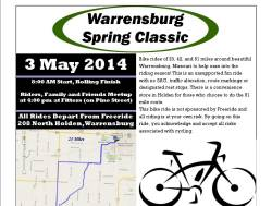 Warrensburg Spring Classic