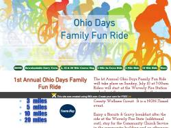 Waverly Ohio Days Family Fun Ride