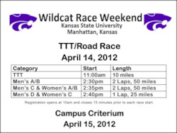 Wildcat Race Weekend