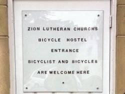 Zion Lutheran Church Bicycle Hostel