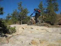 Bicycling in Colorado Springs