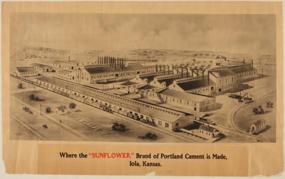 Kansas Portland Cement Company, Iola, Kansas