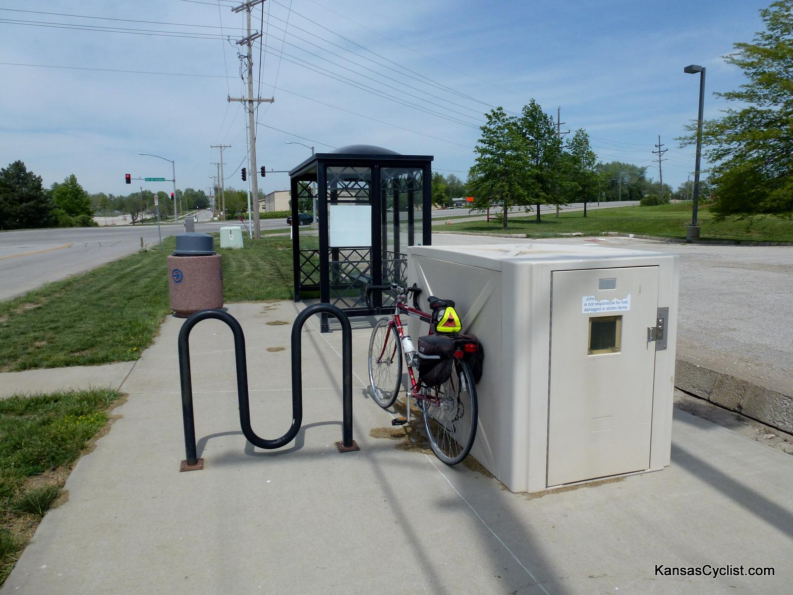Metro Bike Locker 2012 Bike Lockers