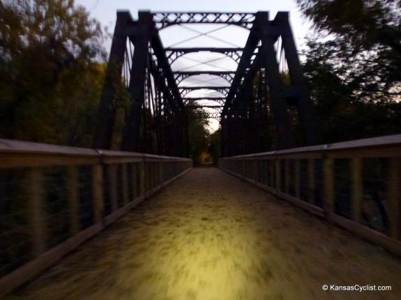 2013-11-01 - Dusk Bridge
