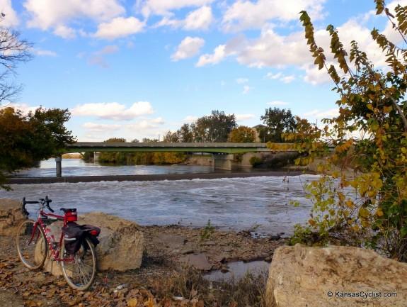 2013-11-01 - Neosho River Iola