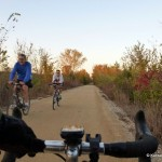 2013-11-01 - Southwind Rail Trail Visitors