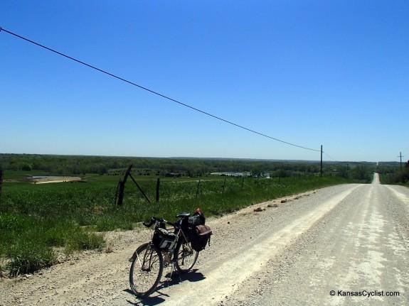Sunny Gravel Road