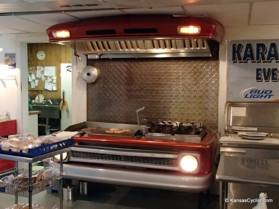 Route 66 Chevrolet Grill