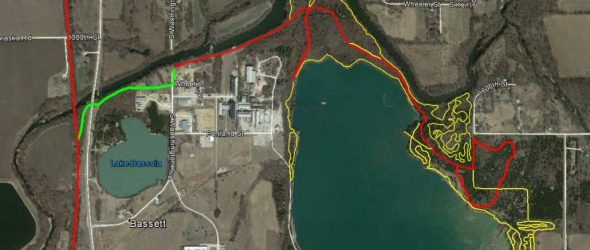 Iola Trail System Expands With New Connector Trail