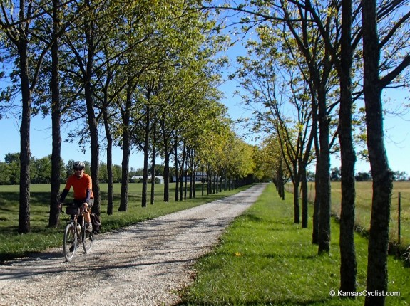 Country Bicycle Lane