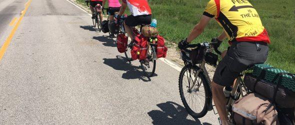 A Little Eastern Kansas Bike Tour