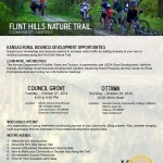 Flint Hills Nature Trail Meetings Fall 2014