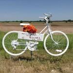 Gail Kline Ghost Bike