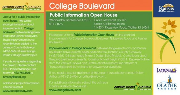 JoCo Gateway Project Open House 2013-09-04