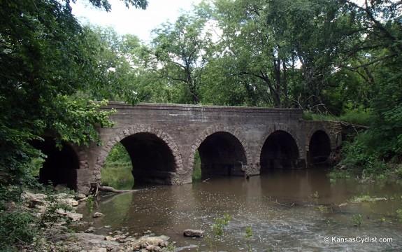 Landers Creek Bridge, Goodrich, Kansas
