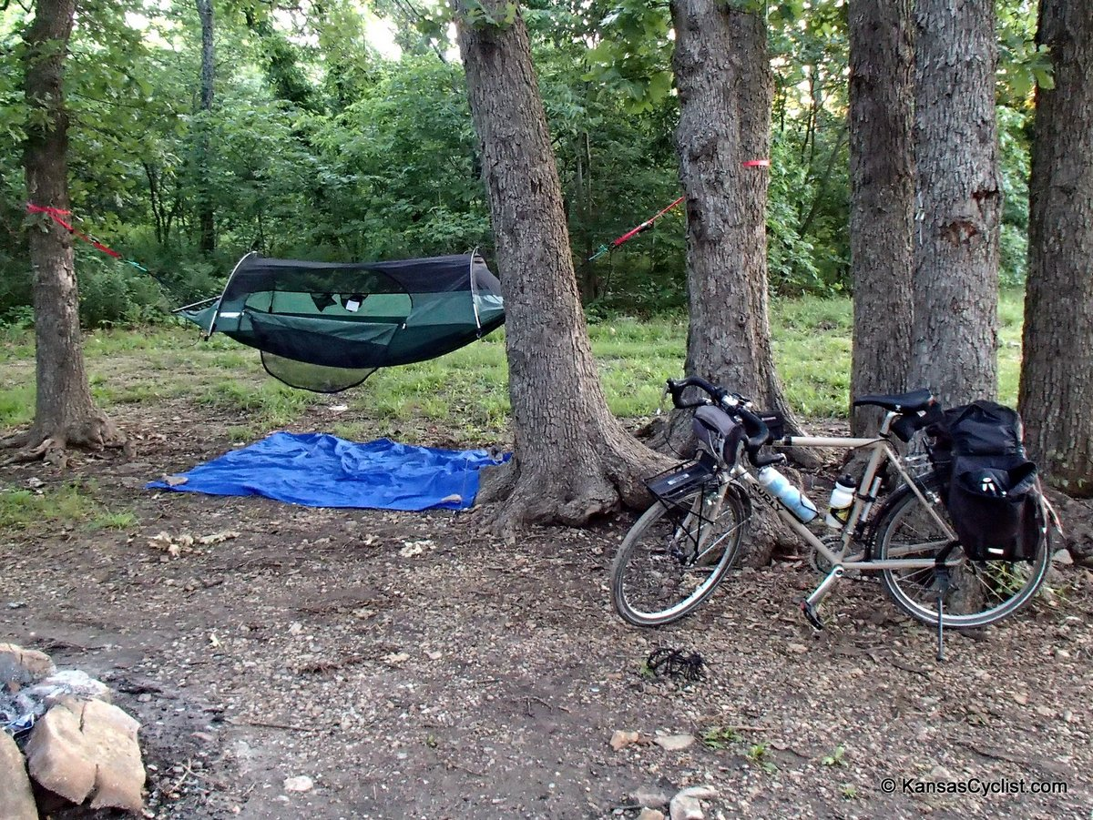 lawsonhammock campinghang2 blue ridge camping hammock review   kansas cyclist news  rh   kansascyclist