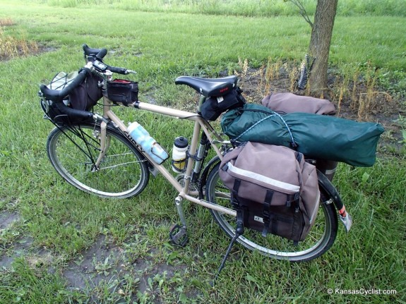 lawsonhammock onbike blue ridge camping hammock review   kansas cyclist news  rh   kansascyclist