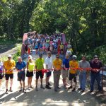 Lehigh Portland Trails Ribbon Cutting