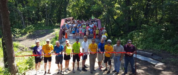 Lehigh Portland Trails Open in Iola