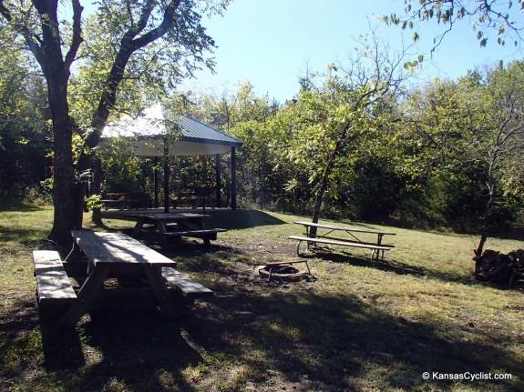 Melvern Trails Shelter House