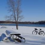 Middle Creek Lake Campsite