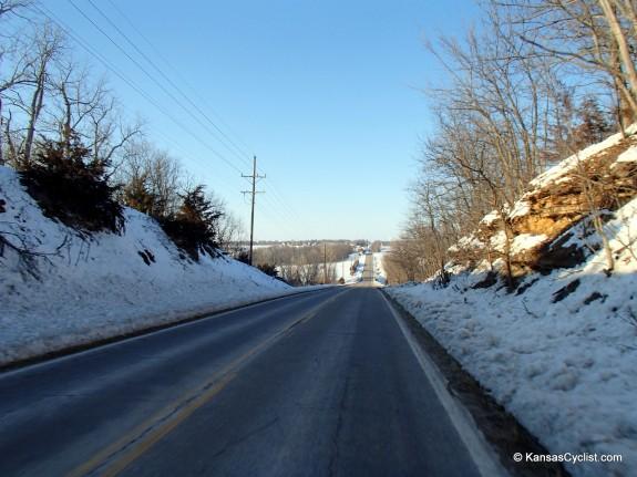 Riding Through a Snowy Country