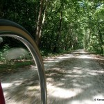 Riding the Flint Hills Nature Trail