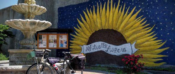 Bikepacking Overnight Via The Prairie Spirit Trail
