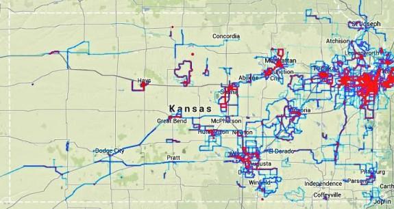 Raceshape Heatmap 2014-02 - Kansas