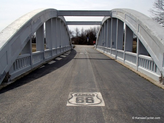 Route 66 Arch Bridge