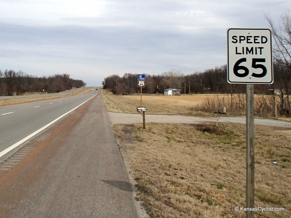 Route 66 Byway 65 MPH