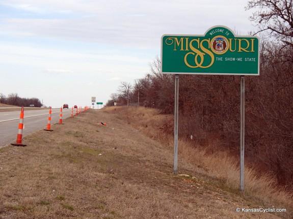Route 66 Missouri State Line