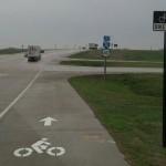 Salina North Ohio Bike Lane