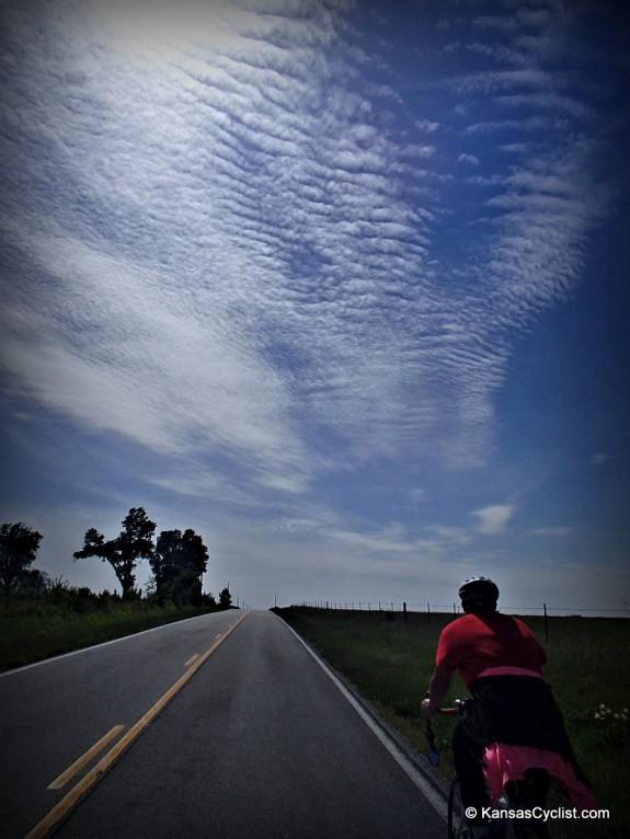 Blue Skies and Blacktop