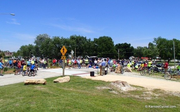 Southwind Rail Trail Grand Opening 2013-06