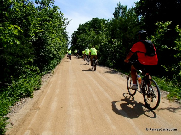 Southwind Rail Trail Riders 2013-06