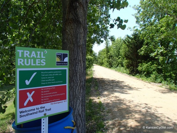 Southwind Rail Trail Rules 2013-06