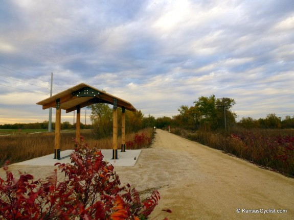Southwind Rail Trail Shelter