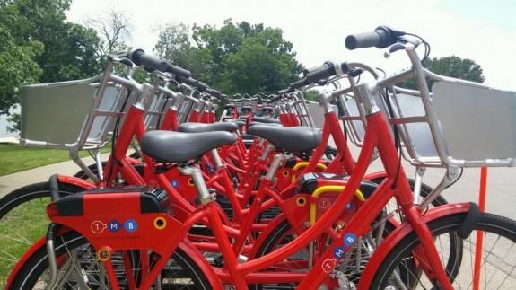 Topeka Metro Bikes