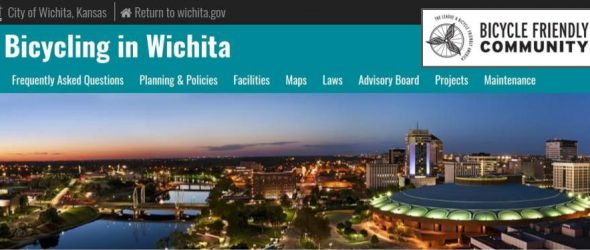 Wichita Joins Ranks of Bicycle Friendly Communities