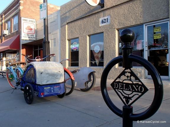 Wichita Bike Rack - Delano